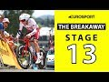 The breakaway stage 13 analysis tour de france 2019 cycling eurosport mp3