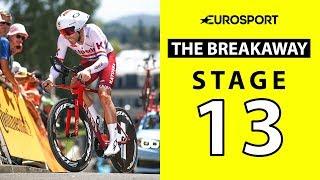 The Breakaway: Stage 13 Analysis   Tour de France 2019   Cycling   Eurosport