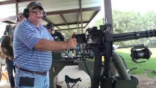 Texas NFA Gun Trust:  2014 July 4th Leona Machine Gun Shoot