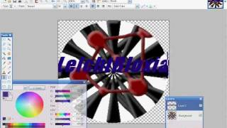 How to randomly make a logo on Roblox