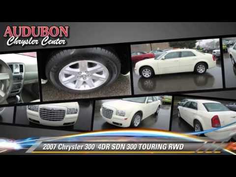 Mt Vernon Car Dealerships >> Used 2007 Chrysler 300 300 Touring Henderson Evansville