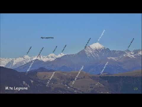 Monte Linzone Valcava