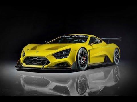 Asphalt 8 – Zenvo TS 1 GT R&D Lab 5