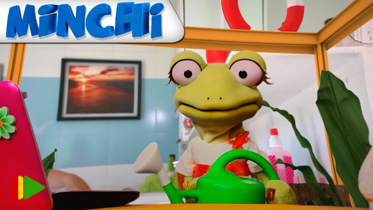 Las Aventuras de Minchi | Episodios para NIÑOS | Cuida el planeta | +12 minutos