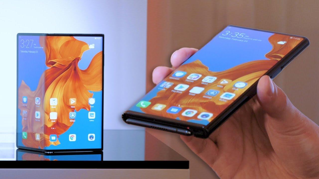 Huawei Faltbares Handy