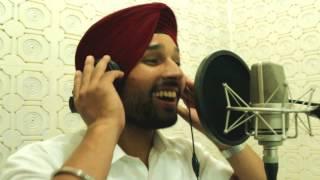 Daljinder Sangha | Recording Session with Sunny Aujla | London Studio