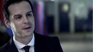 Мориарти Танец злобного гения Шерлок BBC
