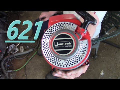 Jonsereds 621 Chainsaw Making Replacement Starter Bush