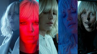 'Atomic Blonde' All Chapters Combined