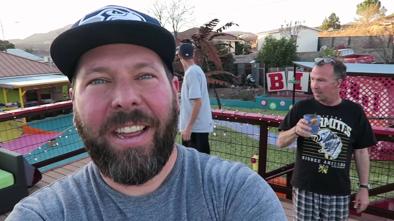 VLOG #25 - The Bisbee Compound w/ Doug Stanhope - YouTube