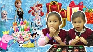 樂高冰雪奇緣公仔跟畫妝組迪士尼糖果艾莎護唇膏小美樂手推車跟小朋友專用超可愛指甲油魔法麻瓜都是妹妹的生日禮物kitty轉蛋機一起玩的兒童親子玩具 kids Children's Baby TOY