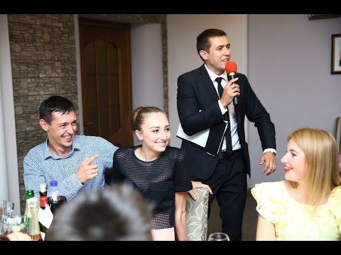Смешное интервью на свадьбе!!Ржач. Интервью- импровизация