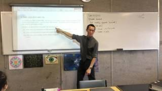 Series & Sequences: Loan Repayment HSC Question (1 of 4: Setting up the initial terms)