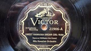 Hilo Hawaiian Orchestra - SWEET HAWAIIAN DREAM GIRL