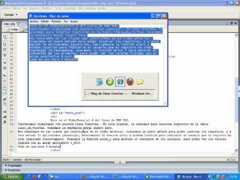 VideoTutorial 10 del Curso de PHP POO
