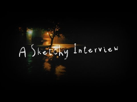 """A Sketchy Interview"" by Matt Dymerski | creepypasta horror narration"