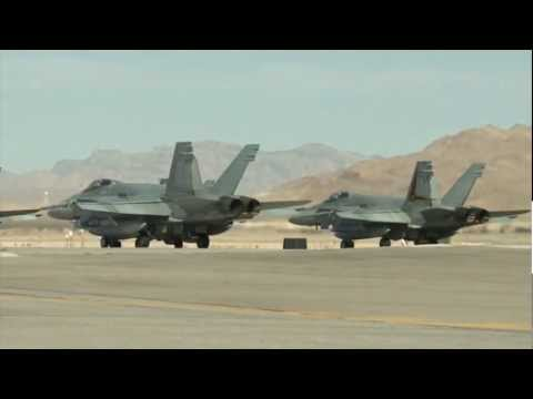 Royal Australian Air Force Jets in Red Flag