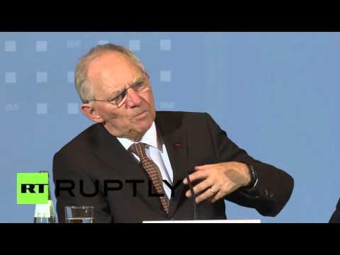 Germany: Weimar Triangle finance ministers discuss Ukraine, migration