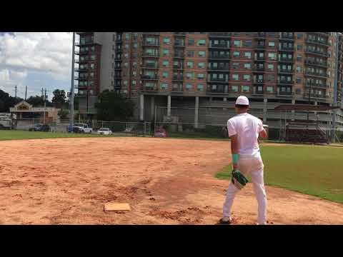 Carlos Valero 2018 Shortstop Scouting Video