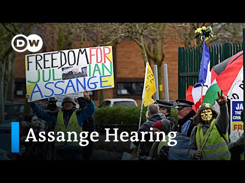 Julian Assange extradition hearing begins today | DW News