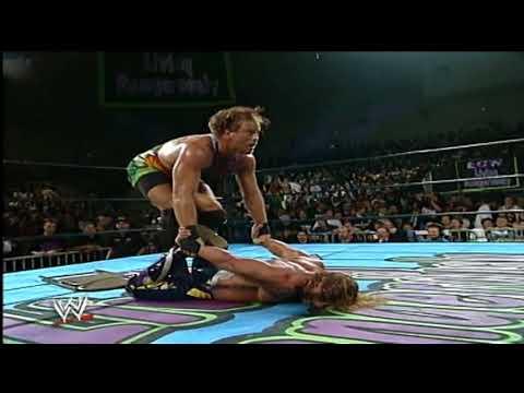Rob Van Dam vs Jerry Lynn - Living Dangerously 1999 (Highlights)