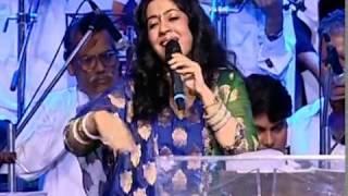 Ek Pyar Ka Nagma Hai by Mukhtar Shah & Sanjeevani Bhelande Live | HappyLucky Entertainment
