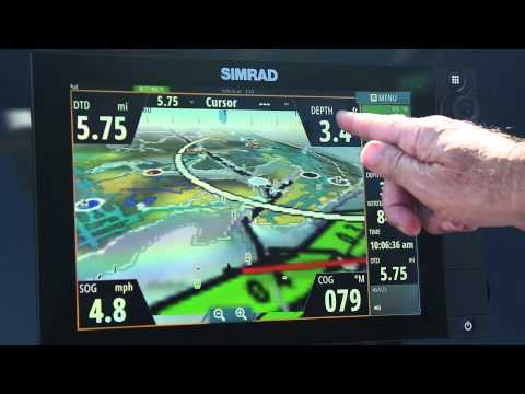 Navigating to a Waypoint with NSS evo2