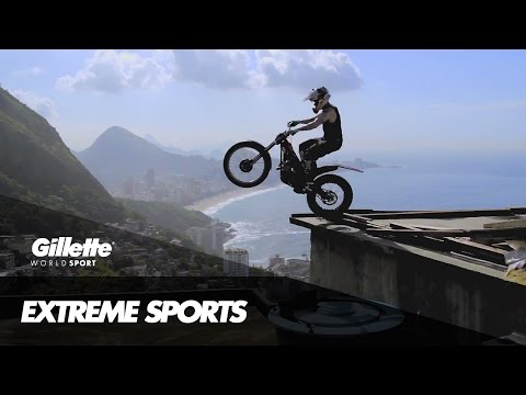 Riding the World with Julien Dupont | Gillette World Sport