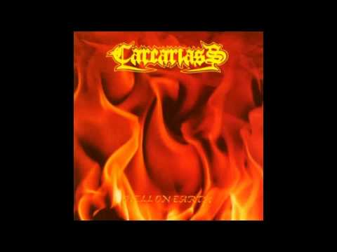 Carcariass - Hell on Earth/To Be With You... In Your Grave