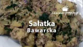 Sałatka Bawarska | smaczne-przepisy.pl