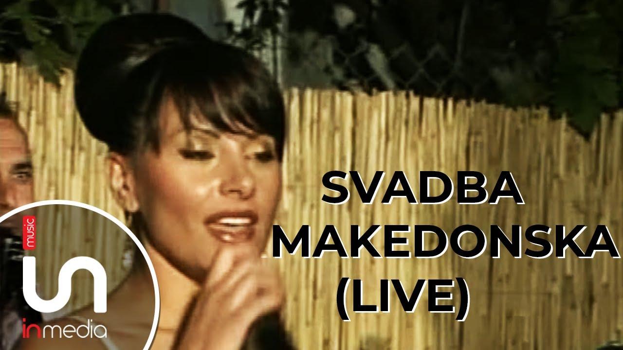 Suzana Gavazova - Svadba Makedonska (live)
