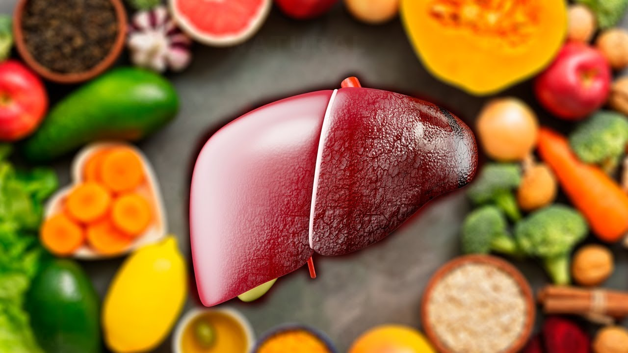 The 9 Super Foods that Naturally Cleanse Your Liver