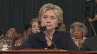 Hillary Clinton on Benghazi: I Took Responsibility