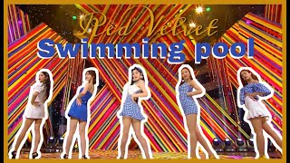 Red Velvet '레드벨벳' Swimming Pool Comeback stage