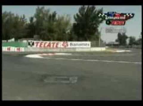 Champ Car Gran Premio Tecate 07 Parte 1