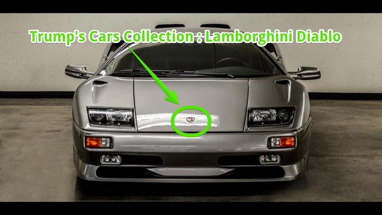 Wtf Trump Lamborghini Diablo Youtube