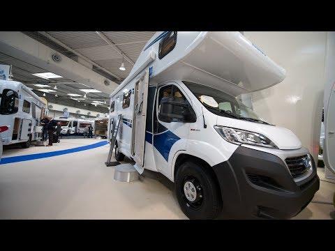 Альковный автодом для большой компании на 6 мест. Knaus LIVE TRAVELLER 650 DG