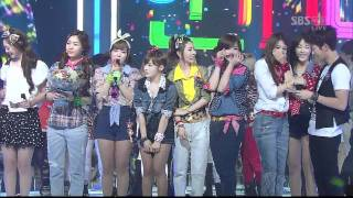 [???,????] 110724, SBS ????, HD, T-ara ,Roly Poly, 1????? MP3