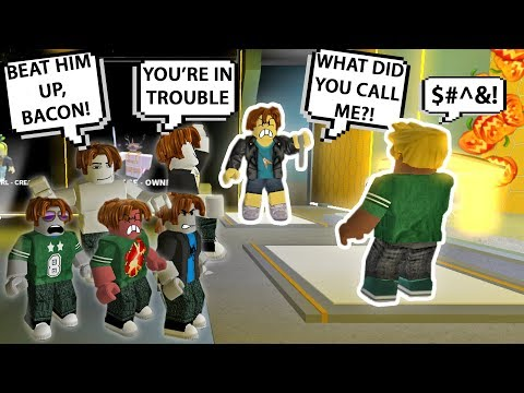 He SHOULDN'T have called HIM that....FUNNY RAP BATTLES #5! Roblox Auto Rap Battles 2 | Funny Moments