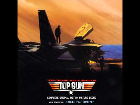 Harold Faltermeyer - Top Gun - Original Motion Picture Score (1986)