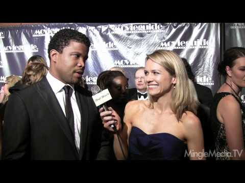 Sharif Atkins at the 19th Annual Movieguide Awards Gala