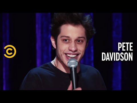 Pete Davidson: SMD  Coping with a Family Tragedy  Uncensored