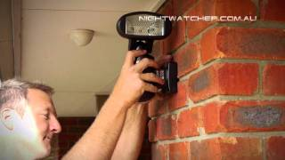 Nightwatcher Security Light - Installation and Testing
