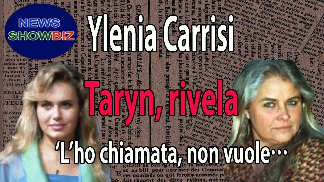Ylenia Carrisi, Taryn la sorella di Romina Power, rivela: 'L'ho chiamata, non vuole…