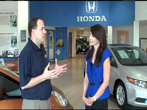 Buckeye Honda In Lancaster Ohio   About Us In 3 Minutes