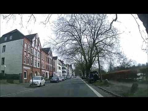 Deutschland - Stadt Kiel - Dashcam Videos aus Deutschland - Footage doku in Germany new video