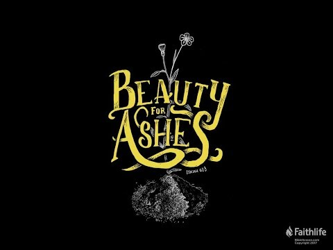 Beauty for Ashes (by Ps. Hannah Oei) (English - Indonesian)