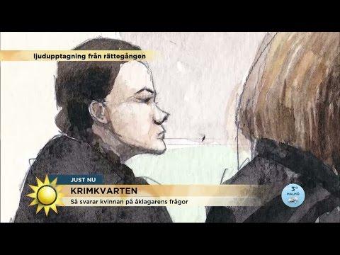 Krimkvarten om det senaste i Arboga-rättegången - Nyhetsmorgon (TV4)