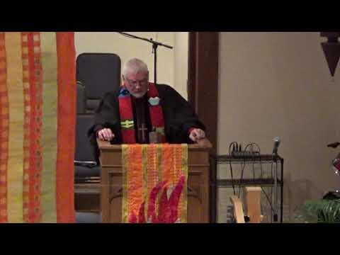 Rev Ken Campbell Sermon 5 20 2018