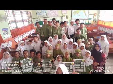 HUT PPNI 43TH NERS TRANSFER UNIVERSITAS MUHAMMADIYAH JAKARTA 2016
